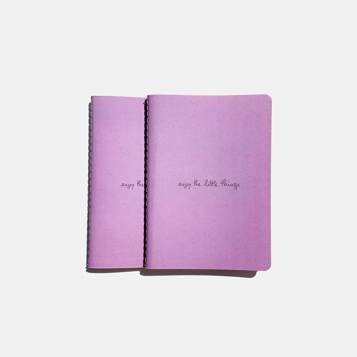 The Enjoy notebook - 2 taccuini